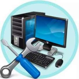 Desktop and Laptop Computer Sales & Service Rs.100