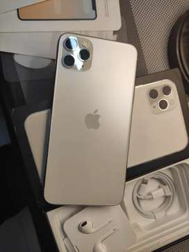 Iphone 11 pro max 512GB complete Dual Sim PTA Approved