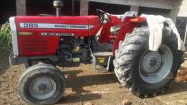 385 tractor good condition