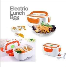 Portable Electric Food Warmer Lunch Box | Electric Tiffin Box |