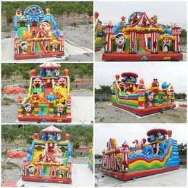 jual odong odong EK kereta rumah balon import murah