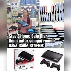 Sony PS 3 SuperSlim S40xx 500GB Siap COD Kirim Kerumah