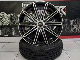 Velg Mobil HSR Crv Hrv Inova Xpander Ring 18 Pelek HSR NE10 R18 Et 40