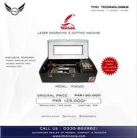 LASER ENGRAVING & CUTTING MACHINE, Faisalabad.,