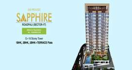 2 BHK Flats for Sale - Sai Proviso Sapphire   Roadpali, Mumbai