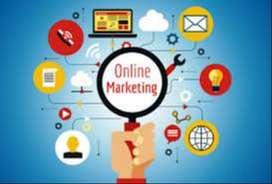 Internet Marketing Job
