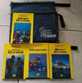 Buku manual SSI Advance Open Water