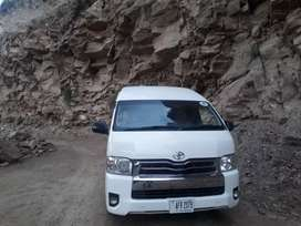 Toyota Hiace 223 model 2015