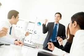 Lowong kerja marketing and admin