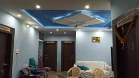 3bhk house with interior work near ravitalkies square