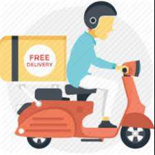 urgent Requirement in courier delivery boy