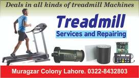 Treadmill services and repairing
