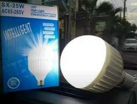 LAMPU EMERGENCY SX 25 WATT / Lampu Led Darurat 25w plus pin