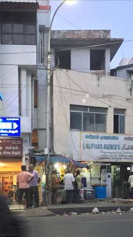 SALE Commercial Standalone building opp egmore railway station