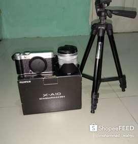 Kamera Mirolles Fujifilm X-A10