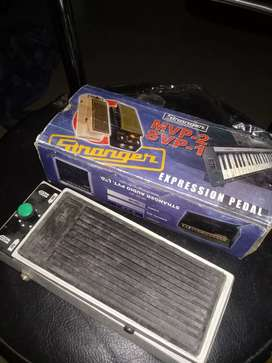 Stranger Volume Pedal 500/- For Keyboard and Octapad