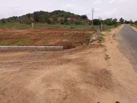 Residential Approved Open Plots for Sale  HMDA Layout near Gachibowli