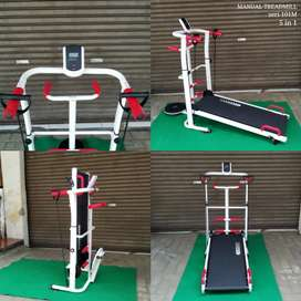 Treadmill manual 4f