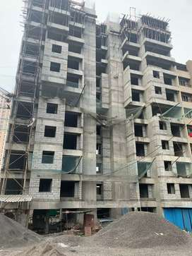 1Bhk spacious flat for sale in Thane West ghodbunder rd 56lacs all inc