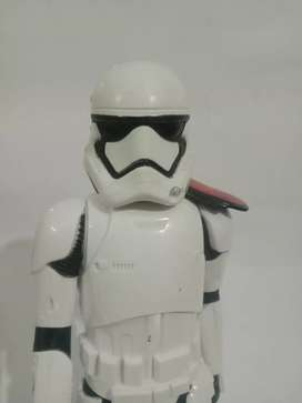 "Star Wars Saga Legends Stormtrooper 12"" Figure"