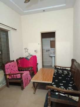 1 bed room for rentt in psic society near lums dha lahore