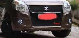 Wagonr bumper