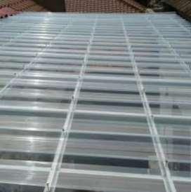 Kami bengkel las nerimah pemasangan kanopi atap solartap dll $$1156
