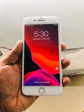 Iphone 7 plus 256 gb super neat piece