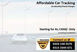 Car Tracking System with 30days history/SMS alert/Mobile App & Website