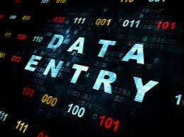 get the better of salary at offline data entry jobs