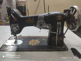 Ralson tailoring machine