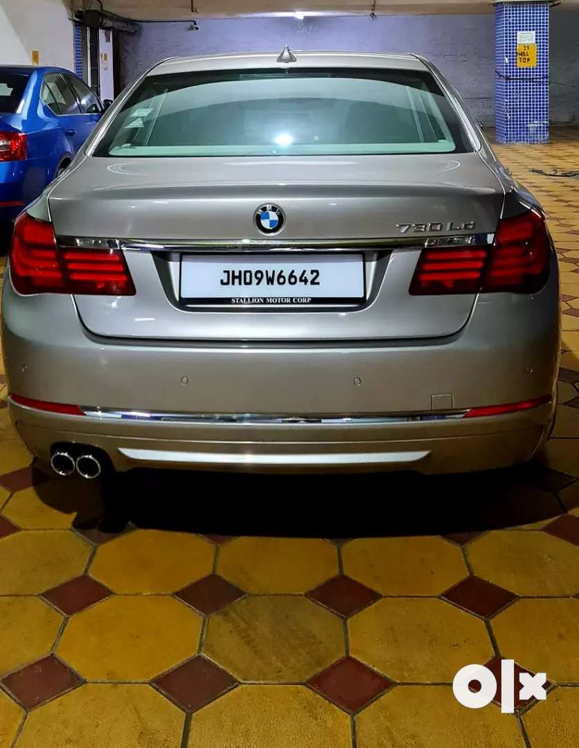 BMW 7 Series 2014 Diesel Well Maintained with company history 0