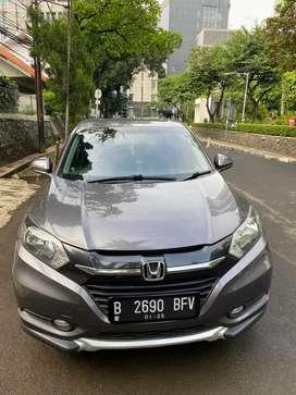 Honda HRV E-CVT