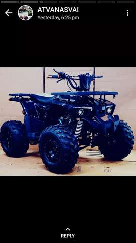 125cc Neoplus Atv  With 4 Stroke Engine