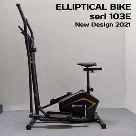 Sepeda elliptical 2in1 bike fc 103E