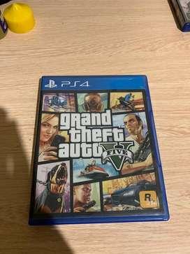 BD PS4 PS 4 GTA V