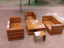 Kursi tamu bok plus meja kecil