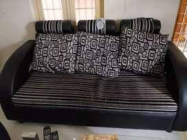 Sofa set 3+1+1