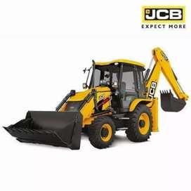 Need jcb machines for working purpose long period