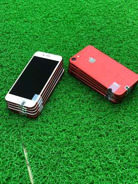 Iphone 7/128gb red colour