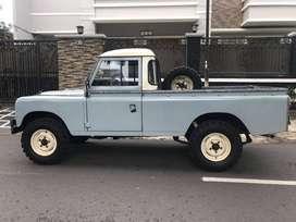 Land Rover Langka simpanan jarang ada