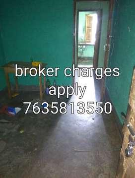 Independent 2nd floor 2 room house at bhangagarh near bigg bazar attac