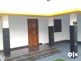 Near Kendriya Vidhyalaya school Customised 3BHK Villa forSale Thrissur