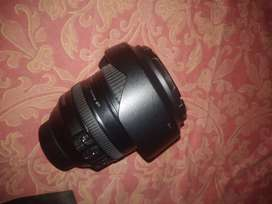 Nikon lens 24-120mm f4 for sale in a very good condition