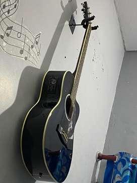 Hertz semi electric guitar