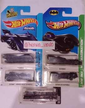 Sale Kolpri Hotwheels Batman