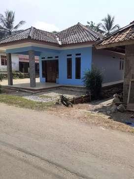 Rumah murah #di kampung pinggir jalan kabupaten