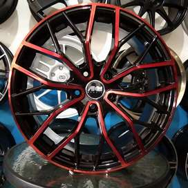 Velg Ring 18-8.0 h5-114.3 et40 bisa buat mobil Inova voxi Alphard CRV
