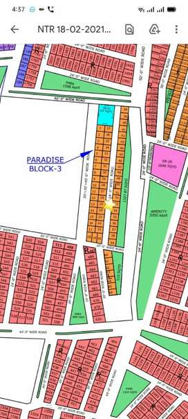 Plot Available 3.5 Year Instalment in North Town Residency Phase 1