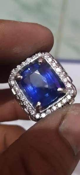 Blue safir srilangka RoyaL bLue 9.45crat HIGH CLASS